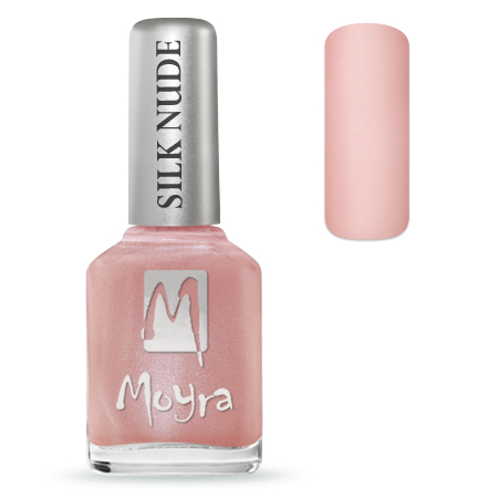 MOYRA SILK NUDE EFFECT KÖRÖMLAKK 324 Madrid 12 ml
