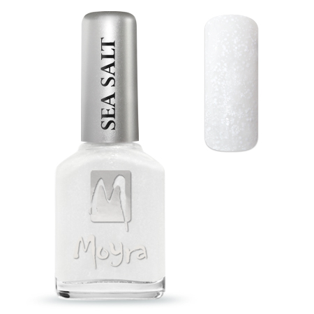 MOYRA SEA SALT EFFECT KÖRÖMLAKK 881 Pearl Drop 12 ml