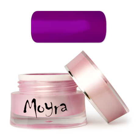 FIXÁLÁSMENTES MOYRA SUPERSHINE SZÍNES ZSELÉ No.572 Vivid Purple 5 g