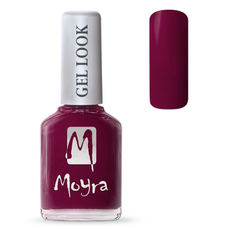 MOYRA GEL LOOK KÖRÖMLAKKOK 910 Céleste 12 ml