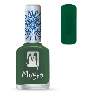 MOYRA NYOMDALAKK SP 14, Dark Green