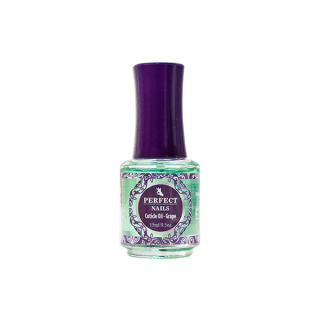 Cuticle Oil - Grape - Körömápoló olaj - Szőlő 15ml