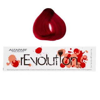 ALFAPARF REVOLUTION HAJSZÍNEZŐ 90 ml Deep Red
