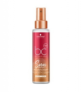 Schwarzkopf BC Sun Protect Prep & Protection Spritz Hajvédő Spray Balzsam 100ml