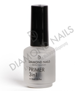 Diamond Nails 3in1 Primer 10 ml
